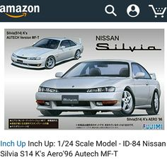 Hi guys! I am going to be buying this Fujimi Nissan Silvia S14 K's AERO and i need the instructions to be translated in english for me, please provide a link for a website or printout to some english instructions on how to build and paint this car. I appreciate it, thank you guys!