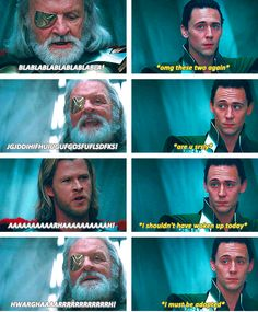 In appreciation of Loki sass