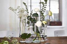 Winter Florals - How To Hack The Holidays With IKEA - Photos