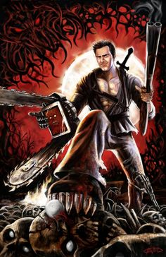 Evil Dead 4Ever by jwalton9