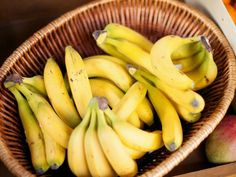 Try these recipes next time you have ripe bananas lying around. More recipes like this at FoodNetwork.com