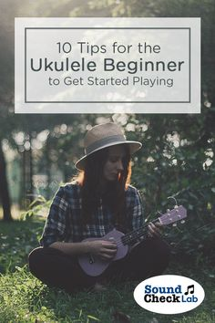 Don't let your Ukulele go to waste! Check out these tips and techniques for beginners on how to play the ukulele. Ukulele Cords, Sound Music, Digital Piano, Acoustic Guitar, Musical Instruments, Get Started, Guitars, Musicals, Electric