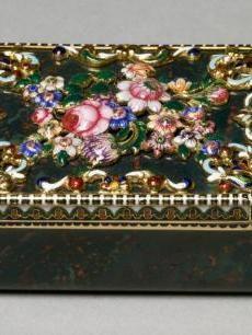 Snuff Box, c. 1820-40