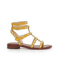 829f5118251f Gladiators are a wardrobe must and our Eavan Studded Gladiator Sandal