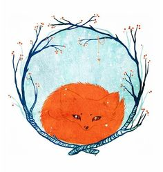 just a cute li'l foxie :)