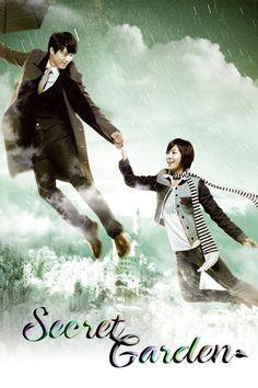 Secret Garden (2010) Seorang pria kaya dan gadis stunt yang malang jatuh cinta. Tapi keadaan jadi rumit saat jiwa mereka terbengkalai dan rahasia gelap muncul.