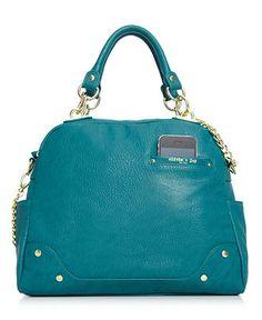 Olivia + Joy Handbag, Dynamo Bowler Satchel - Olivia + Joy - Handbags & Accessories - Macy's