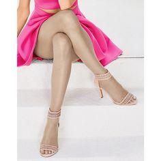 Hanes Reflections Women's Ultra Sheer Toeless Control Top Pantyhose Buff