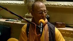 Bhajans by HH Sivarama Swami, ISKCON London, 2012 01 14