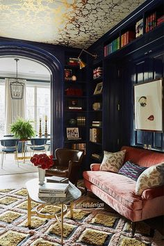 Home Interior Design, Interior Decorating, Interior Design Victorian, Colorful Interior Design, Beautiful Interior Design, Interior Livingroom, Victorian Architecture, Beautiful Interiors, Decorating Tips