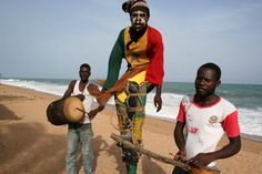 Crossroader Camille Caron Belzile captured this moment in Togo.