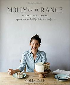 """Read """"Molly on the Range Recipes and Stories from An Unlikely Life on a Farm: A Cookbook"""" by Molly Yeh available from Rakuten Kobo. Star of Food Network's Girl Meets Farm, and winner of the Judges' Choice IACP Cookbook Award, Molly Yeh explores home an. Ayesha Curry, Tapas, Scallion Pancakes, Cornmeal Pancakes, Sugar Beet, Köstliche Desserts, Food 52, Pistachio, Gastronomia"""