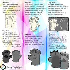 Hand Tutorial by Aurora-Fabrications