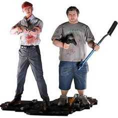 Shaun Of The Dead - Winchester figur sæt