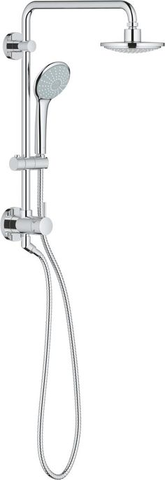 Charming Grohe 18 Inch Retro Fit With Rainshower Shower Arm