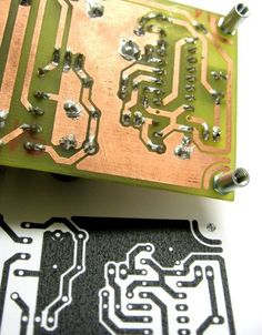 Picture of Fabricating PCB