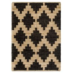 CARBONE Jute Rug AM.PM. : price, reviews and rating, delivery. Carbone woven style rug. We love the graphic look and natural colours.Providing natural thermal and acoustic insulation, rugs can transform a room, making it nice and cosy and creating a sense of well-being and comfort. Decoration that adds style and ambiance.Fabric:- Jute rug.- Type of manufacture: hand-wovenWeight: 3000gCare adviceVacuum regularly. Remove stains immediately with a clean, damp cloth. Dry clean recommended. Size…