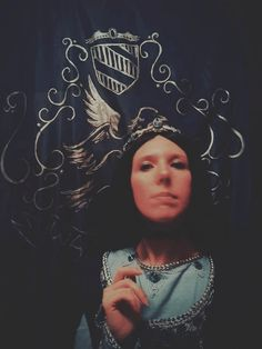 #Founders of #Hogwarts #cosplay Our Rowena #Ravenclaw blesses you to do your…