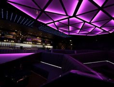 Bar Design: Bonbon Club by VLS Interior Architecture Lounge Bar, Hookah Lounge, Lounge Design, Light Architecture, Interior Architecture, Restaurant Design, Restaurant Bar, Bar Pub, Nightclub Design