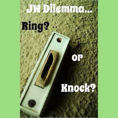 Jw - I am always afraid a bell like this one is going to get stuck and not quit ringing!  (This has happened to me.  Talk about embarrassing!)