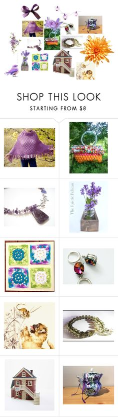 Choice Gifts! by cozeequilts on Polyvore featuring Rustico, Bibi and rustic