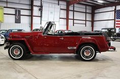 1948 Willys Jeepster for sale #1971309 - Hemmings Motor News