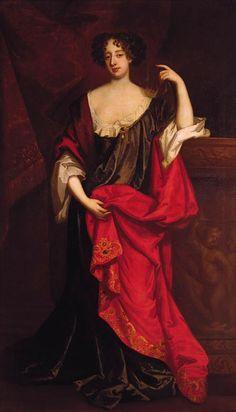 Sir Peter Lely (1618-80) - Frances Stuart, Duchess of Richmond (1648-1702)