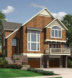 Newell House Plan - 2511