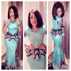Bazin Dresses | Women Bazin Riche | Bazin Mali Bamako - The African Clothing