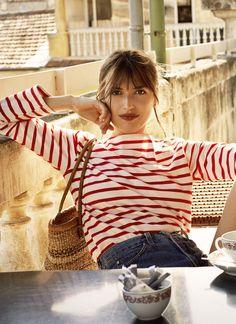La collection capsule Seventies de Reformation x Jeanne Damas | Vogue