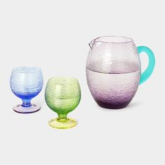 Bi-Color pitcher by Alessandro Alberti and Giulietta Piccioli from the MoMA Store; $65. store.moma.org