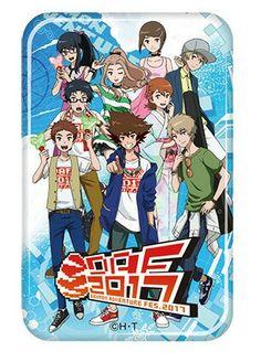 Digimon adventure tri. FES 2017.  Los 9 niños elegidos