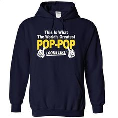 ONLY FOR THE WORLDS GREATEST POP-POP T-SHIRTS - #tshirt estampadas #winter hoodie. MORE INFO => https://www.sunfrog.com/Funny/ONLY-FOR-THE-WORLDS-GREATEST-POP-POP-8491-NavyBlue-10591058-Hoodie.html?68278