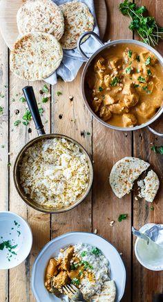 Butter chicken_indisk mad_opskrift