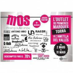 #Barcelona #Shopping :  Moving #Outlet #Show ^_^ http://www.pintalabios.info/es/eventos_moda/view/es/1545 #ESP #Evento #Mercado