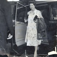Princess Margaret in 1961