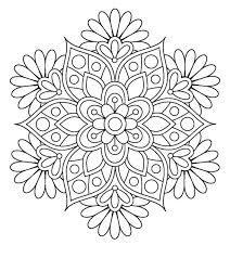 Image result for mandalas para colorear