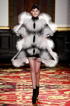 Paris Haute Couture S/S 2013 Iris van Herpen @showstudio