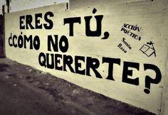 Acción poética Santa Rosa  #paredes #accion