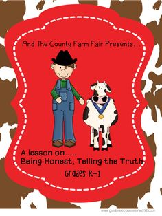Guidance lesson on Being Honest, for Grades K-1.Teach students to be honest, not matter the consequence. NEVER create another guidance lesson again with our aligned K-6 guidance lessons! We've got more GUIDANCE LESSON Plans, all which are aligned for grades K-6! Each lesson plan has a Word doc for each grade level and a PDF that includes all interactive activities and printables. Honesty   Elementary Guidance Lessons