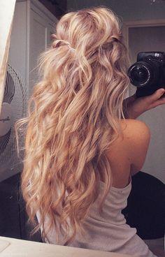 Cheveux longs coiffure !!  http://www.pinterest.com/adisavoiaditrev/