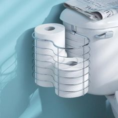 Metalo Toilet Roll Holder