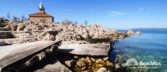 Beach Sveti Petar - Makarska - Dalmatia - Split - Croatia