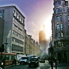 The Heron Tower #London Kohn Pedersen Fox (KPF)