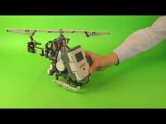 Helicopter - LEGO Mindstorms NXT - YouTube