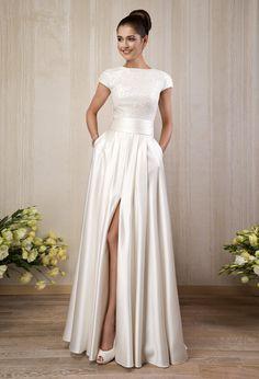 Zjawiskowa suknia FULARA&ŻYWCZYK