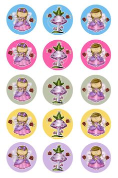 free bottle cap clip art | Buy 3 Get 3 FREE Digital Collage Sheet Bottle Cap Images Images ...