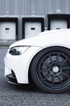 BMW E90 M3.
