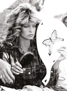 The Photography of Julian Wasser - Farrah Fawcett