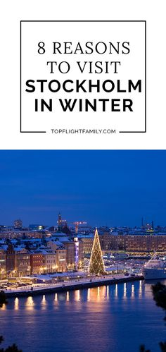 Visit Stockholm in Winter: 8 Reasons Why Your Kids Will Love It When you visit Stockholm in winter, you can experience the city authentically like a local. Here's what to do when you travel there in the off-season. Visit Stockholm, Nightlife Travel, Croatia Travel, Thailand Travel, Italy Travel, Shopping Travel, Bangkok Thailand, Travel Itinerary Template